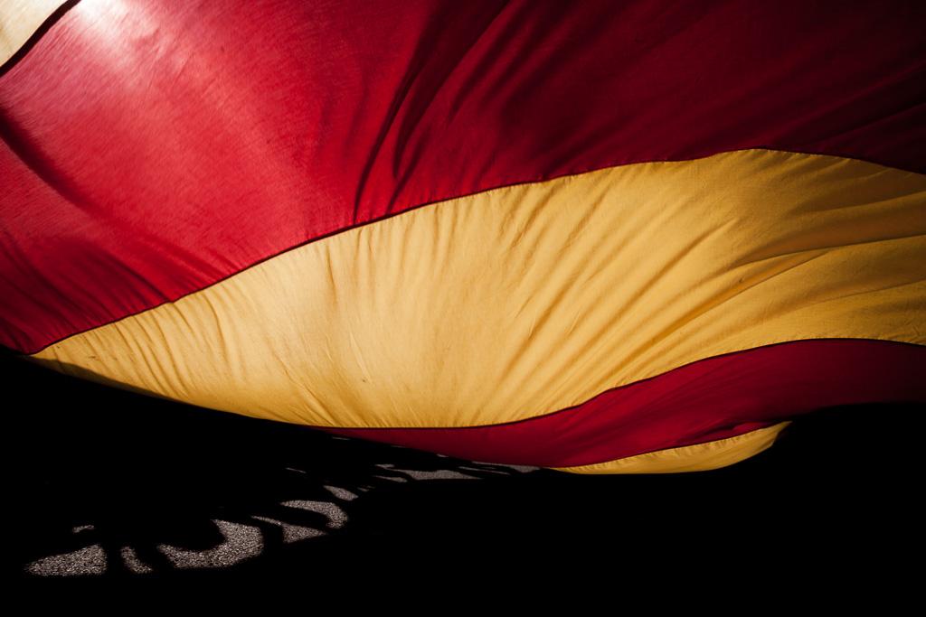 Senyera - Bandera catalana - Diada - Nacionalismo