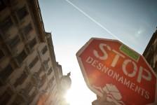 Stop desahucios . PAH_9885