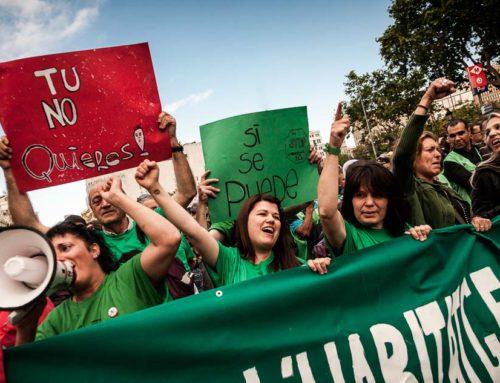 15-M: manifestación 2 años después…